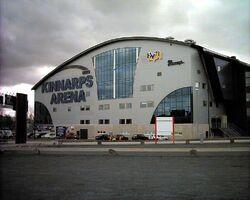 Kinnarps Arena