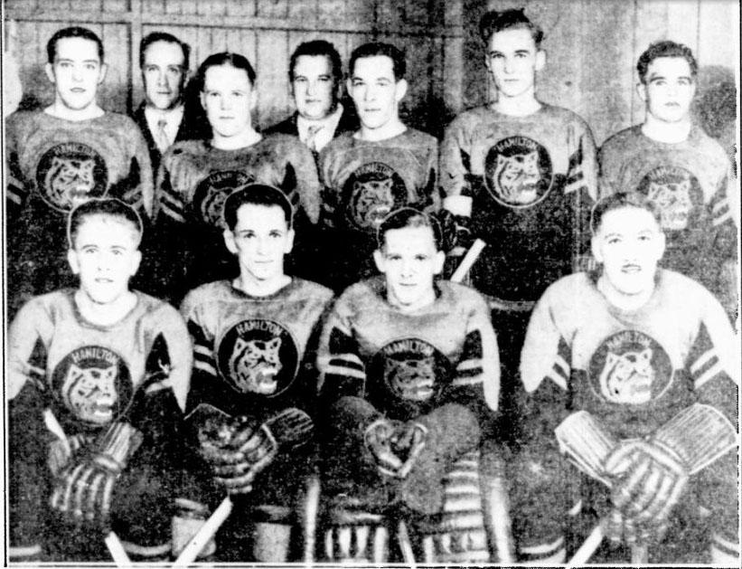 1930-31 OHA Senior Season