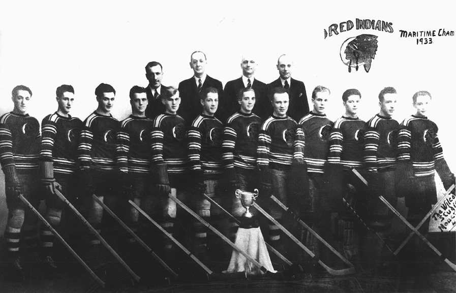 1932-33 Maritimes Junior Playoffs