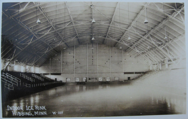 Hibbing Memorial Building Arena