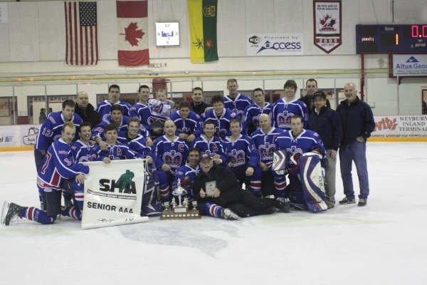 2009 SHA Senior Championships