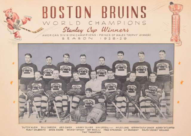 1928–29 Boston Bruins season