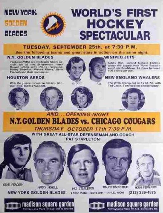1973–74 Houston Aeros season