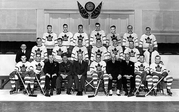 1942–43 Toronto Maple Leafs season