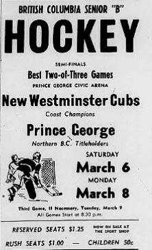1947-48 British Columbia Intermediate Playoffs
