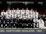 1992–93 Hartford Whalers season