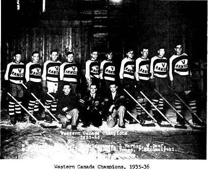 1935-36 Alberta Intermediate Playoffs