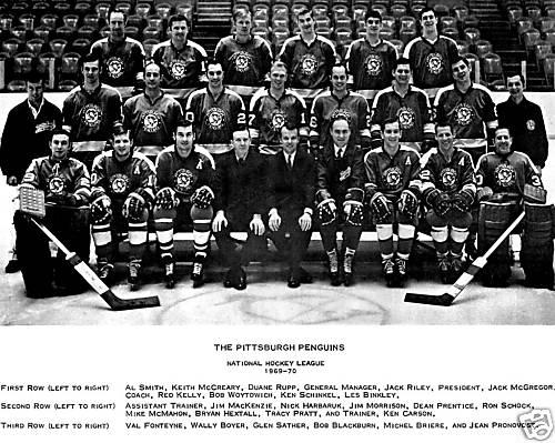 1969–70 Pittsburgh Penguins season