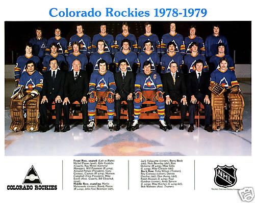 1978–79 Colorado Rockies season