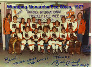 Winnipeg Monarchs, Brett Hull