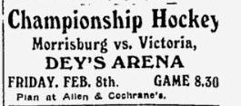 1906–07 FAHL season