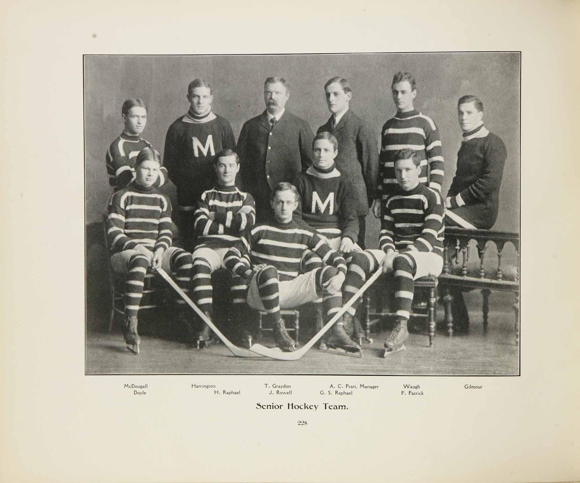 1906-07 CIAU Season