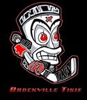 Brockville Tikis previous logo