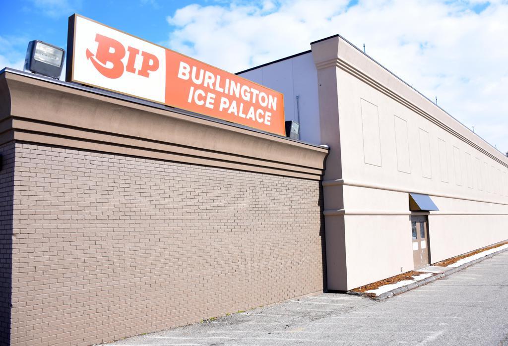 Burlington Ice Palace
