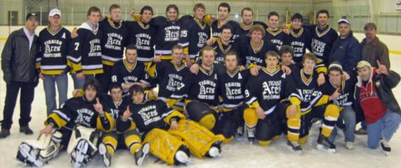 2007-08 PEIMJHL Season