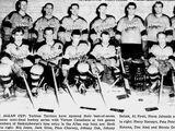1954-55 Saskatchewan Senior Playoffs