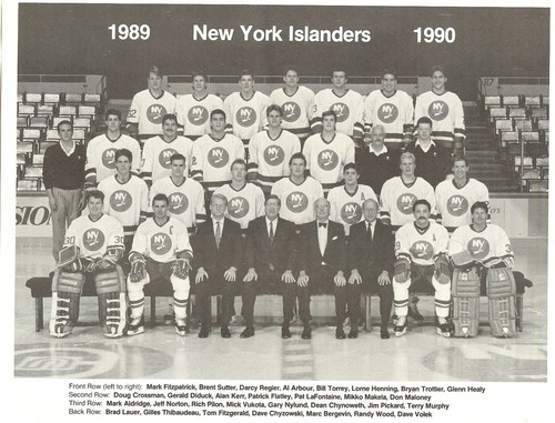 1989–90 New York Islanders season