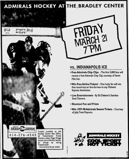 1996-97 IHL season