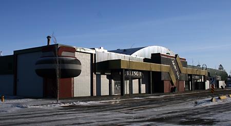 Grant Fuhr Arena