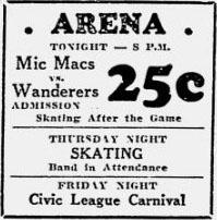 1932-33 MOHL Season
