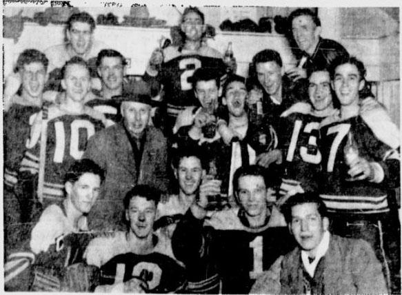 1948-49 WCJHL Season
