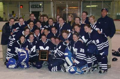 2004-05 NESCAC Women's Season