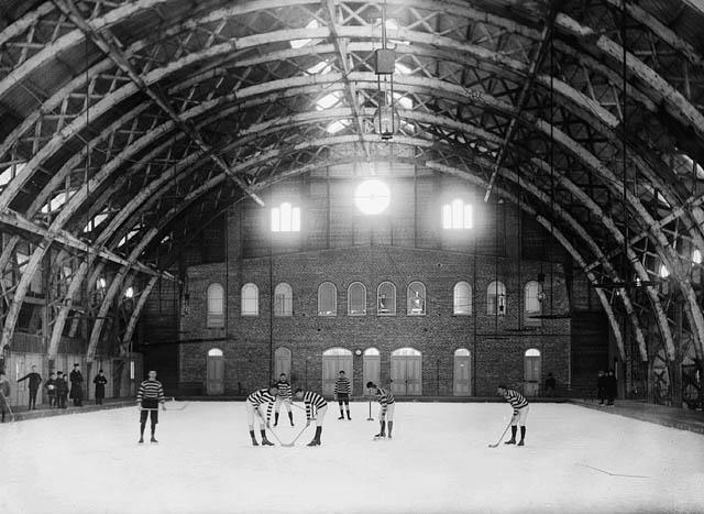 Quebec Skating Rink