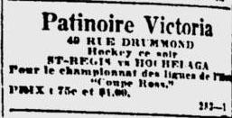 1919-20 Art Ross Cup Finals