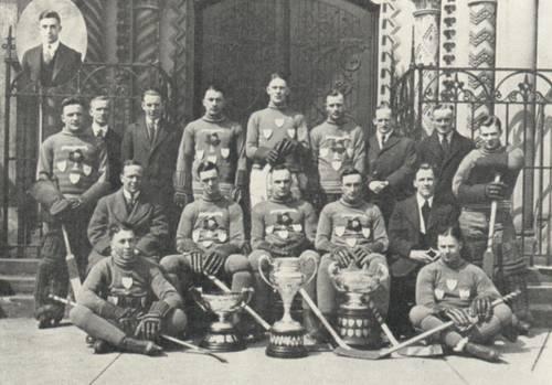1920-21 CIAU Season