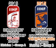 2015 IIHF World Championship Division I
