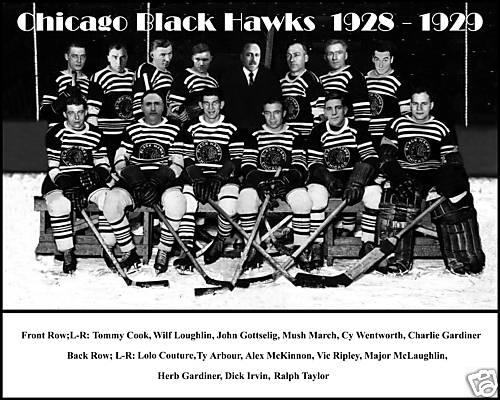 1928–29 Chicago Black Hawks season