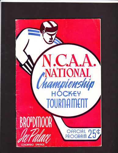 1953 Frozen Four