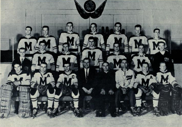 1954-55 OHA Junior A Season