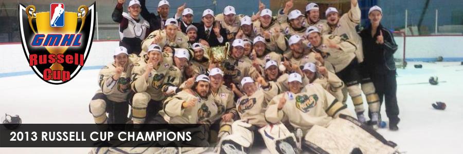 2012-13 GMJHL Season