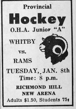 1973-74 OPJHL Season