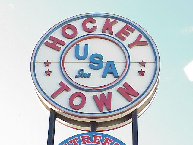Hockeytown USA (Melrose)
