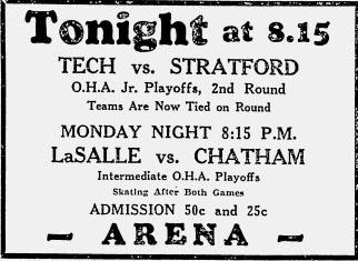 1930-31 OHA Intermediate Playoffs