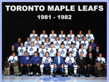 1981–82 Toronto Maple Leafs season