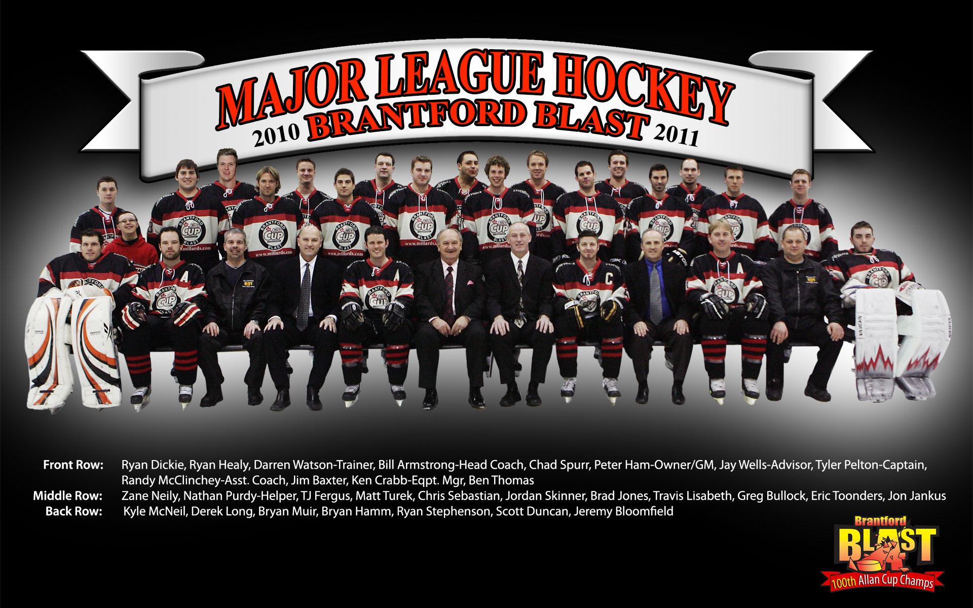 2010-11 MLH Season