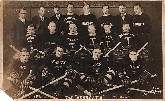 1929-30 Eastern Canada Allan Cup Playoffs
