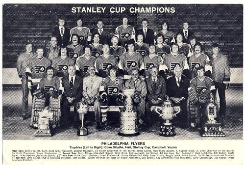 1974–75 Philadelphia Flyers season