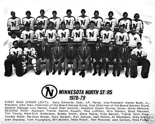 1978–79 Minnesota North Stars season