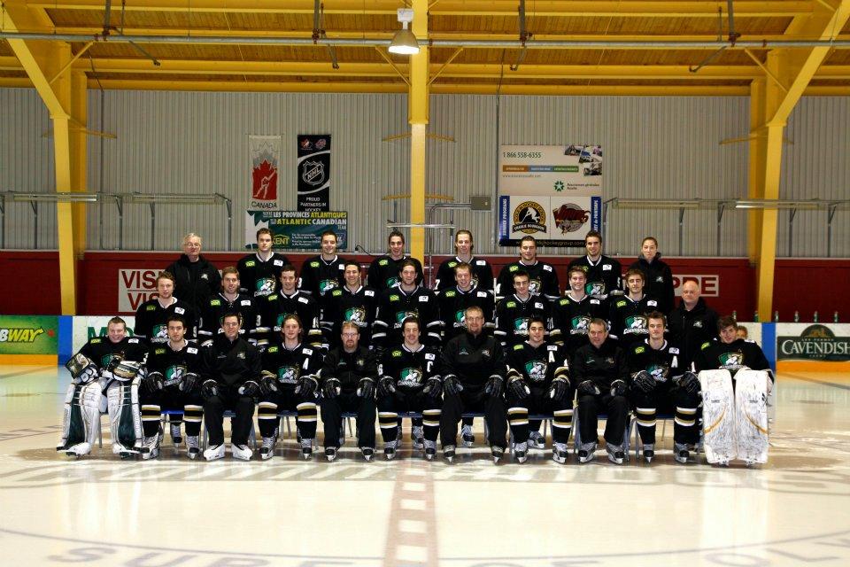 2011-12 MJAHL Season