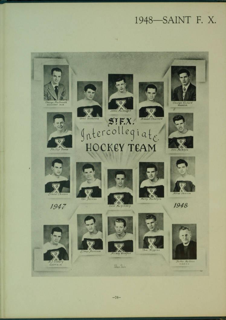 1947-48 MIAA Season
