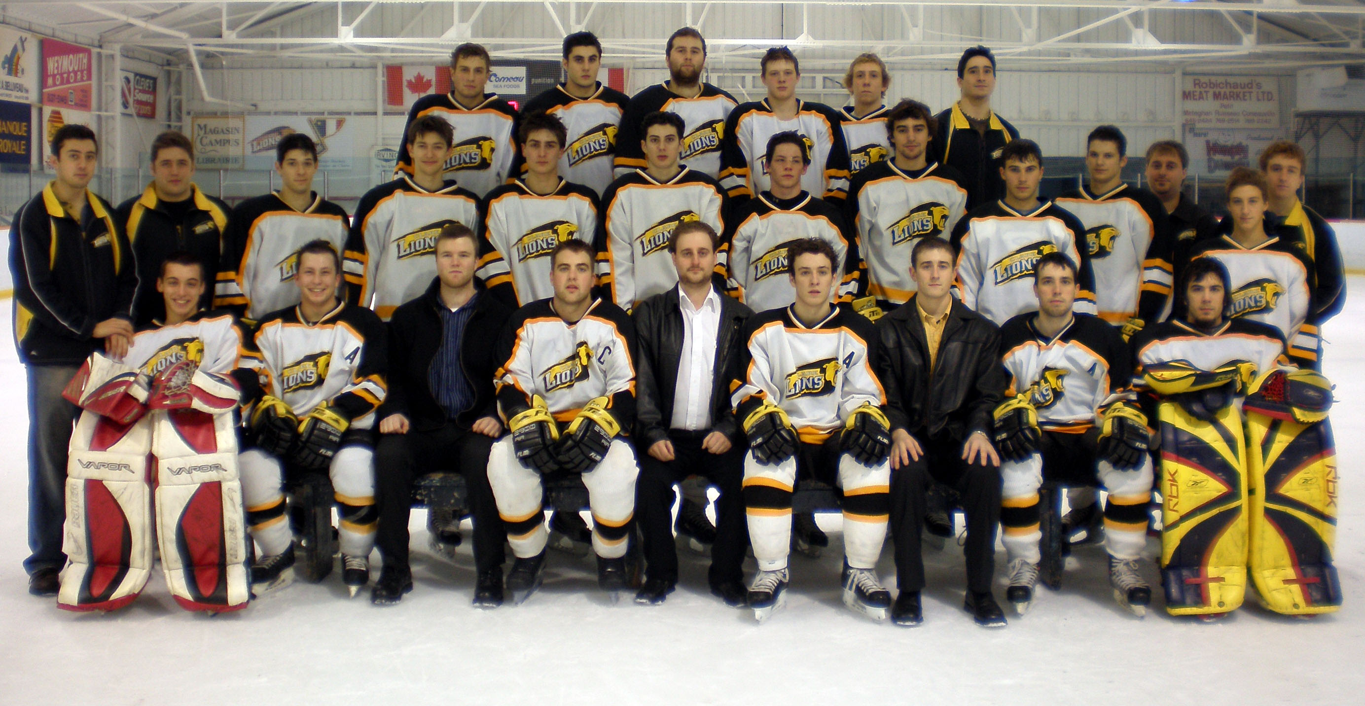 2007-08 NSJCHL Season