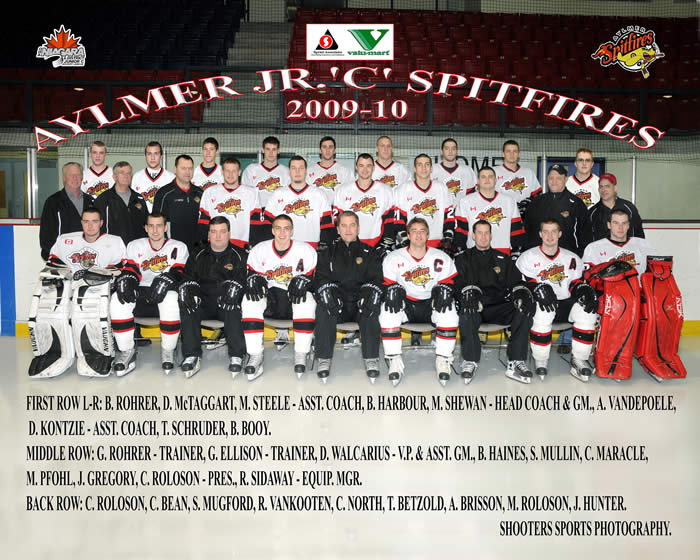 2009-10 NDJCHL Season