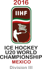 2016 World Junior Ice Hockey Championships Division III Logo.png
