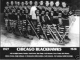 1927–28 Chicago Black Hawks season