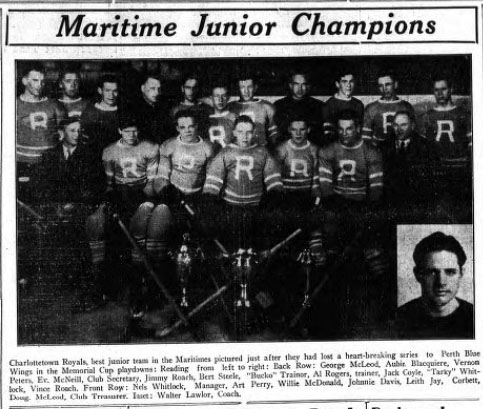 1938-39 Maritimes Junior Playoffs