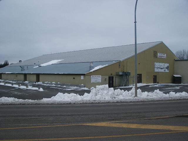 Tom Forsyth Memorial Arena